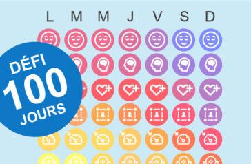 Défi 100 jours - Journal Le Fil